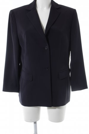Gerry Weber Blazer smoking blu scuro stile professionale