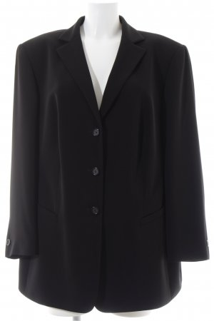 Gerry Weber Smoking-Blazer schwarz Business-Look