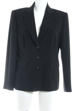Gerry Weber Blazer de esmoquin negro estilo «business»