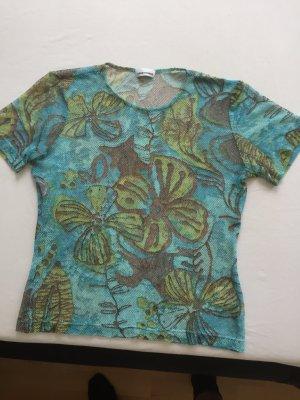 Gerry Weber Camisa de malla multicolor
