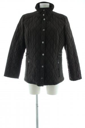 Gerry Weber Steppjacke schwarz Steppmuster Casual-Look