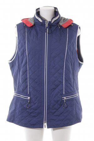 Gerry Weber Quilted Gilet multicolored casual look