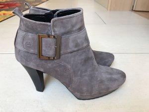Gerry Weber Scarpina di lana grigio