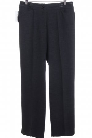 Gerry Weber Pantalone jersey antracite stile casual