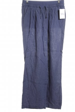 Gerry Weber Stoffhose blau Casual-Look