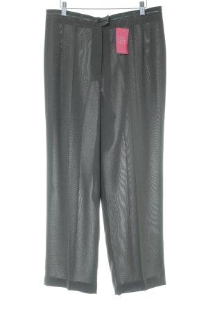 Gerry Weber Pantalone jersey grigio-verde stile casual