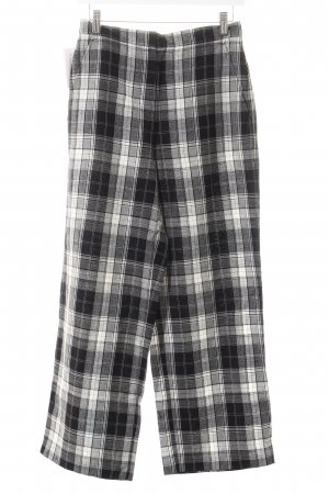Gerry Weber Stoffhose Karomuster Casual-Look