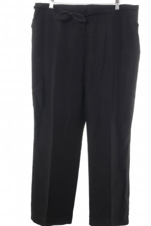 Gerry Weber Stoffhose schwarz Business-Look