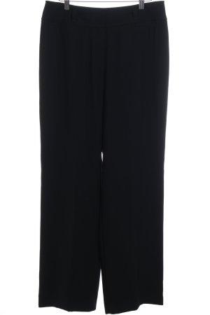 Gerry Weber Pantalone jersey nero stile professionale