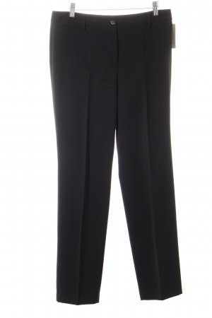 Gerry Weber Pantalone jersey nero stile casual