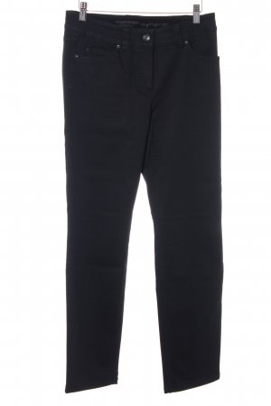Gerry Weber Pantalone jersey nero stile casual