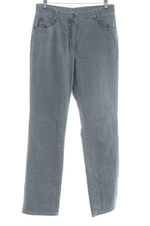 Gerry Weber Jeans a gamba dritta grigio stile casual