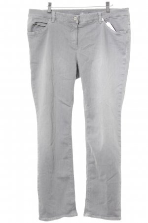 "Gerry Weber Straight-Leg Jeans ""Irina"" hellgrau"