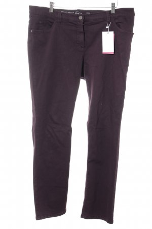 "Gerry Weber Straight-Leg Jeans ""Irina"" purpur"