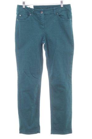 Gerry Weber Straight-Leg Jeans kadettblau Casual-Look