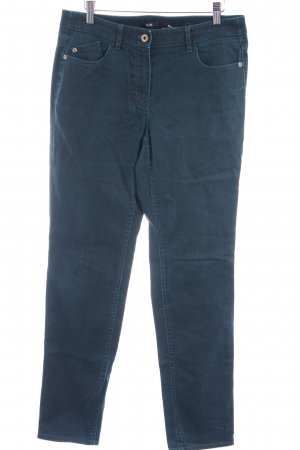 Gerry Weber Straight-Leg Jeans petrol Casual-Look