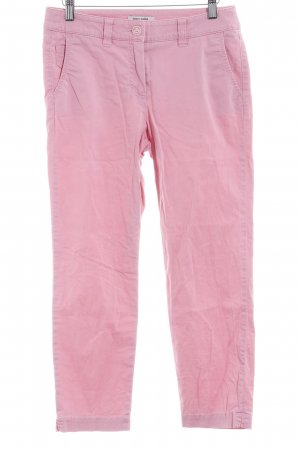 Gerry Weber Jeans a gamba dritta rosa stile casual