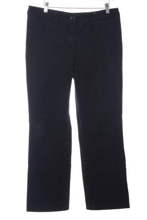 Gerry Weber Straight-Leg Jeans schwarz Casual-Look