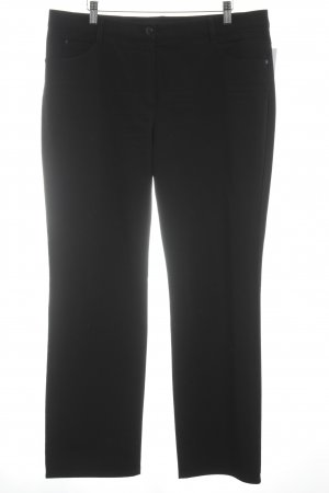 Gerry Weber Straight-Leg Jeans schwarz Street-Fashion-Look
