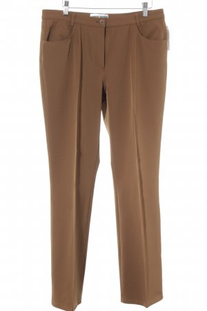 Gerry Weber Stretchhose braun Casual-Look