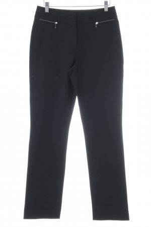 Gerry Weber Stretch Trousers black business style