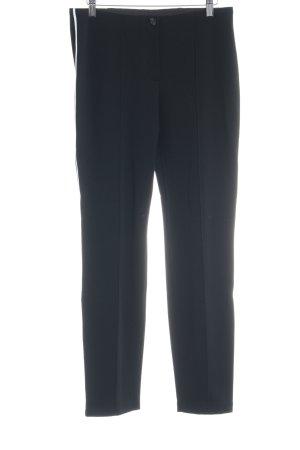 Gerry Weber Pantalon strech noir style athlétique