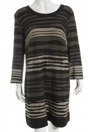 Gerry Weber Stretch Dress striped pattern casual look