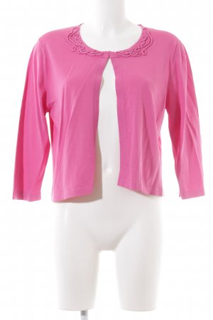 Gerry Weber Strick Cardigan pink Casual-Look