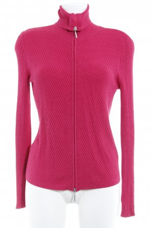 Gerry Weber Strick Cardigan magenta Casual-Look