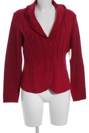 Gerry Weber Strick Cardigan neonrot Casual-Look