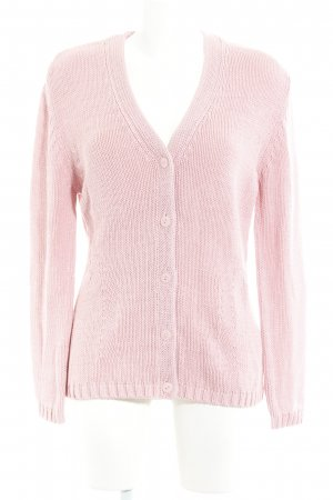 Gerry Weber Strick Cardigan rosa Casual-Look