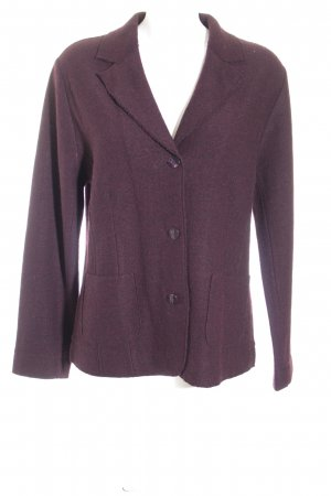 Gerry Weber Strickblazer brombeerrot Casual-Look
