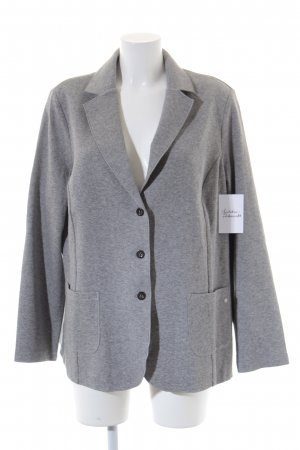 Gerry Weber Strickblazer grau Casual-Look