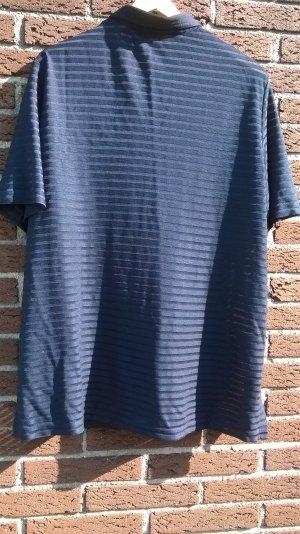 Gerry Weber Cárdigan de manga corta azul oscuro-azul Viscosa