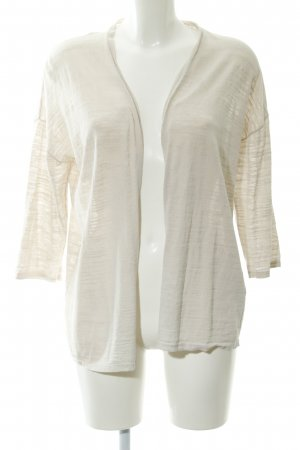 Gerry Weber Strickjacke hellbeige Casual-Look