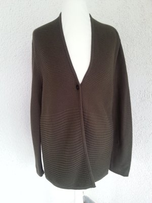 Gerry Weber Giacca in maglia cachi