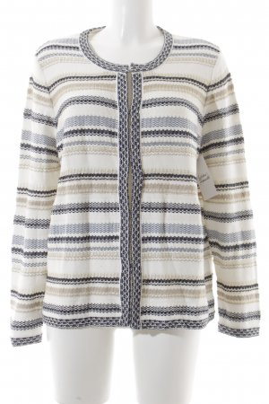 Gerry Weber Strickjacke mehrfarbig Casual-Look