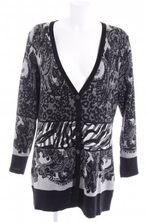 Gerry Weber Strickjacke Mustermix Casual-Look