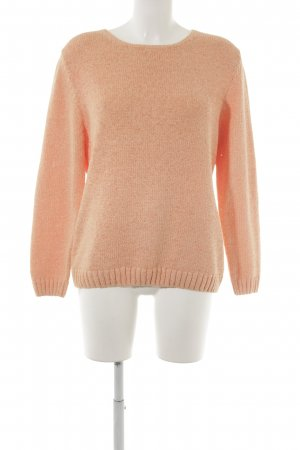 Gerry Weber Knitted Sweater apricot casual look