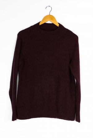Gerry Weber Knitted Sweater bordeaux-brown red