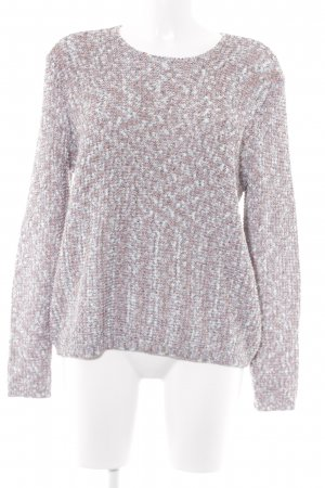 Gerry Weber Strickpullover meliert Casual-Look