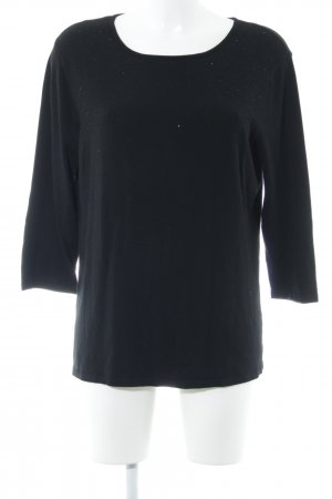 Gerry Weber Knitted Sweater black casual look