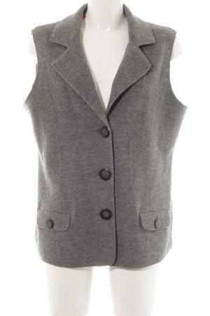 Gerry Weber Smanicato lavorato a maglia grigio puntinato stile casual