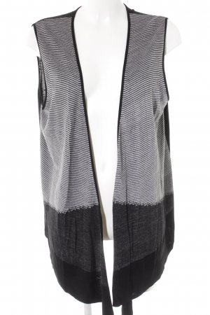 Gerry Weber Smanicato lavorato a maglia nero-bianco puntinato stile casual