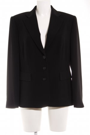 Gerry Weber Blazer sweat noir style d'affaires