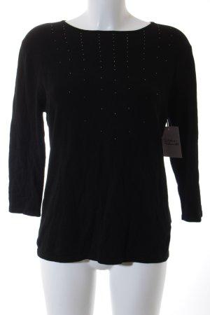 Gerry Weber Sweat Shirt black casual look