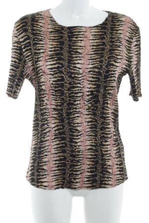Gerry Weber T-shirt motivo animale impronta animale