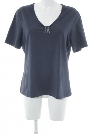 Gerry Weber T-Shirt dunkelblau Casual-Look