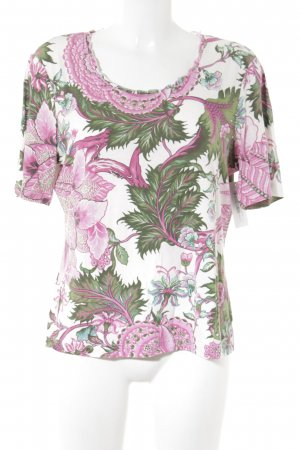 Gerry Weber T-Shirt florales Muster Beach-Look
