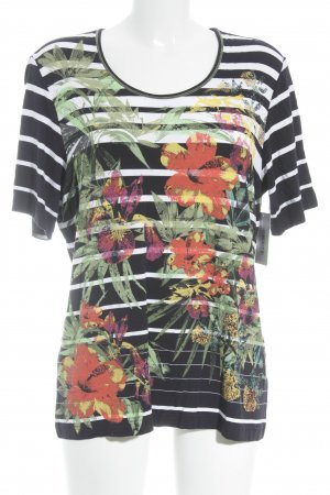 Gerry Weber T-Shirt florales Muster Street-Fashion-Look